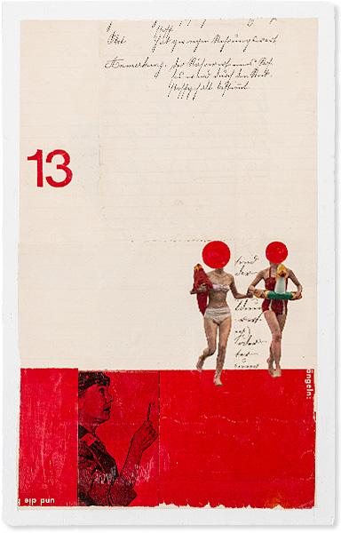 """""""untitled_15"""" / from the series: """"Ein Blick zurück!"""" / 2013"""